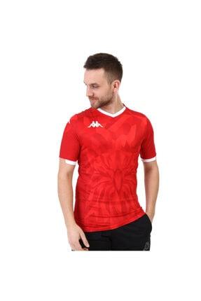 Kappa Pro Away Kırmızı T-shirt 2