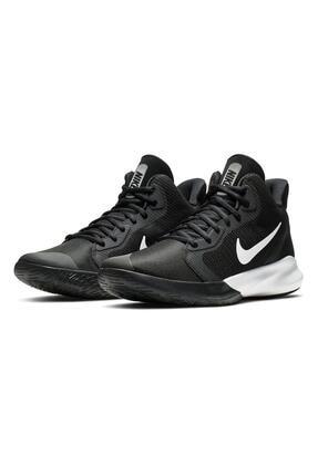 Nike Erkek Siyah Precision Iıı A Basketbol Ayakkabı q7495-002 1
