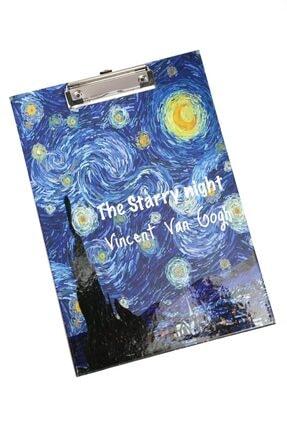 VUKİ The Starry Night Sekreterlik 1