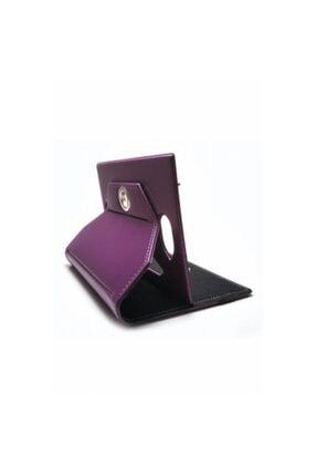 Alcatel 1t 7 7'' Kılıf Universal Tablet Kılıfı 360 Derece Dönerli Standlı Kapaklı 4