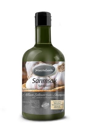 Mecit Efendi Sarımsak Şampuanı 400 ml Sarımsaklı 0