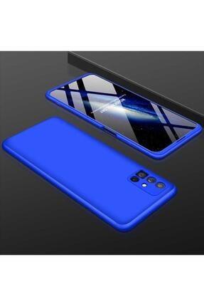 ankacep Samsung Galaxy M51 Kılıf 360 Derece Tam Koruma 3 Parça Zore Ays Kapak 0