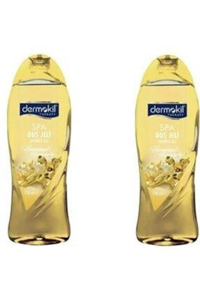 Dermokil Dükkana Buyrun Therapy Duş Jeli 500 ml Hanımeli 2'li Set 1 Alana 1 Bedava 0