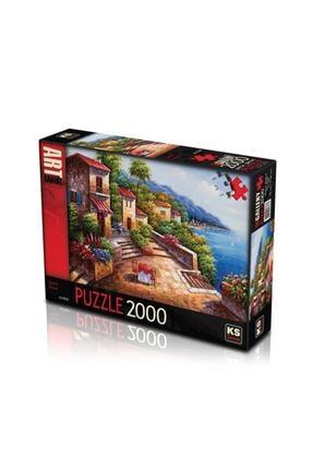 11347 Puzzle 2000/sılent Shorepuzzle 2000 Parça 994103