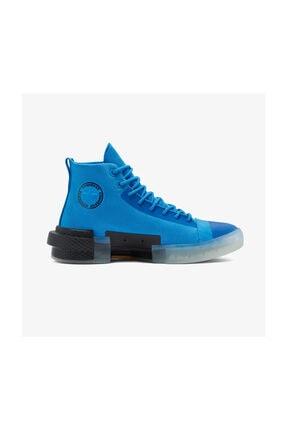 Converse All Star Disrupt Cx Stretch Canvas Hi Erkek Mavi Sneaker 0