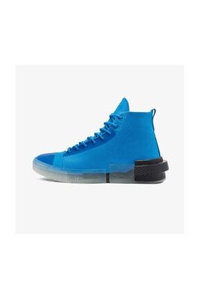 Converse All Star Disrupt Cx Stretch Canvas Hi Erkek Mavi Sneaker 3