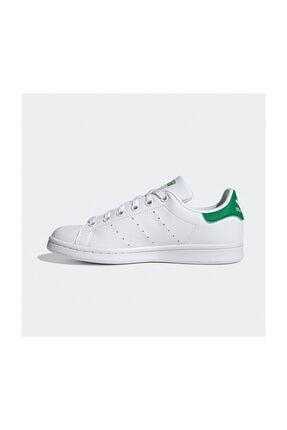 adidas Stan Smith Kadın Beyaz Spor Ayakkabı 3