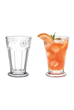 Madame Coco Florentine 4'lü Meşrubat Bardağı 260 ml 1