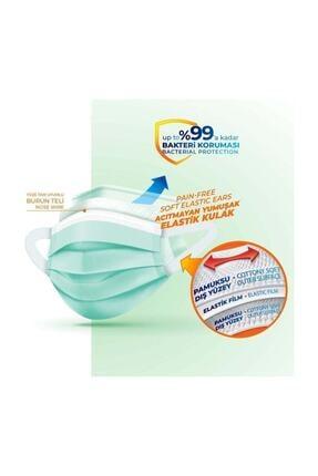 Evony Cerrahi Maske 1 Kutu Içinde 50 Adet Bütün Ürünlerimiz Orijinal Üründür 1