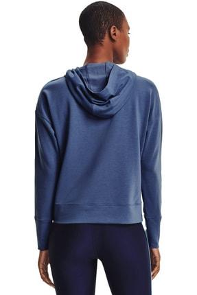 Under Armour Kadın Spor Sweatshirt - UA Rival Terry Taped Hoodie - 1360904-470 1