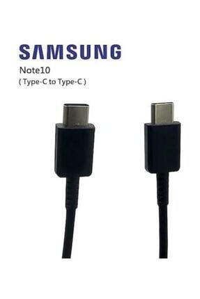 Telefon Aksesuarları Note 10 / S10 / A70 Ep-dg977 Type C Uyumlu Şarj Data Kablosu 2