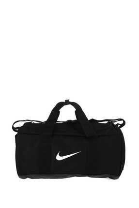 Nike Unisex Siyah Team Duffel Ba5797-011 Spor Çanta 0