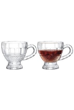 Madame Coco Perren 4'lü Çay Fincanı 190 ml 1