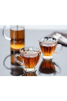 Madame Coco Emils 4'lü Çay Fincanı 155 ml 0