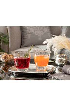 Madame Coco Fiona 4'lü Su Bardağı 290 ml 1