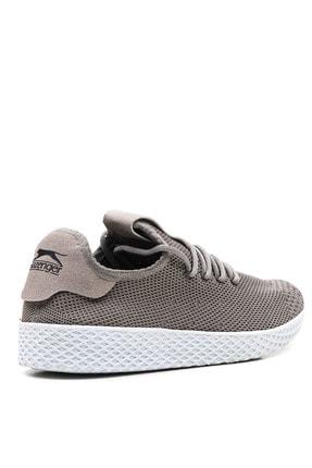 Slazenger Lucca Sneaker Kadın Ayakkabı Gri 2