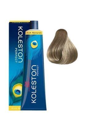 Wella Saç Boyası - Koleston Perfect 7.1 Orta Kumral Küllü 4015600182847 0