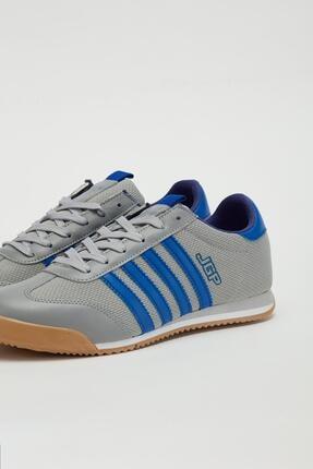 Muggo Erkek Füme Bağcıklı Sneaker Mgbarney02 3
