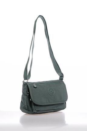 Smart Bags Smbky1148-0005 Haki Kadın Çapraz Çanta 1