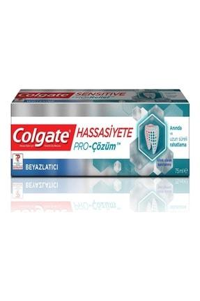 Colgate Hassasiyete Pro Çözüm Beyazlatıcı Sensitive Sensitive Pro Relief Diş Macunu 75 ml 2