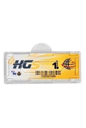 Orvila Hgs Etiket Kabı Şeffaf Yapıştırmalı Sert Plastik Hgs Takmatik 0