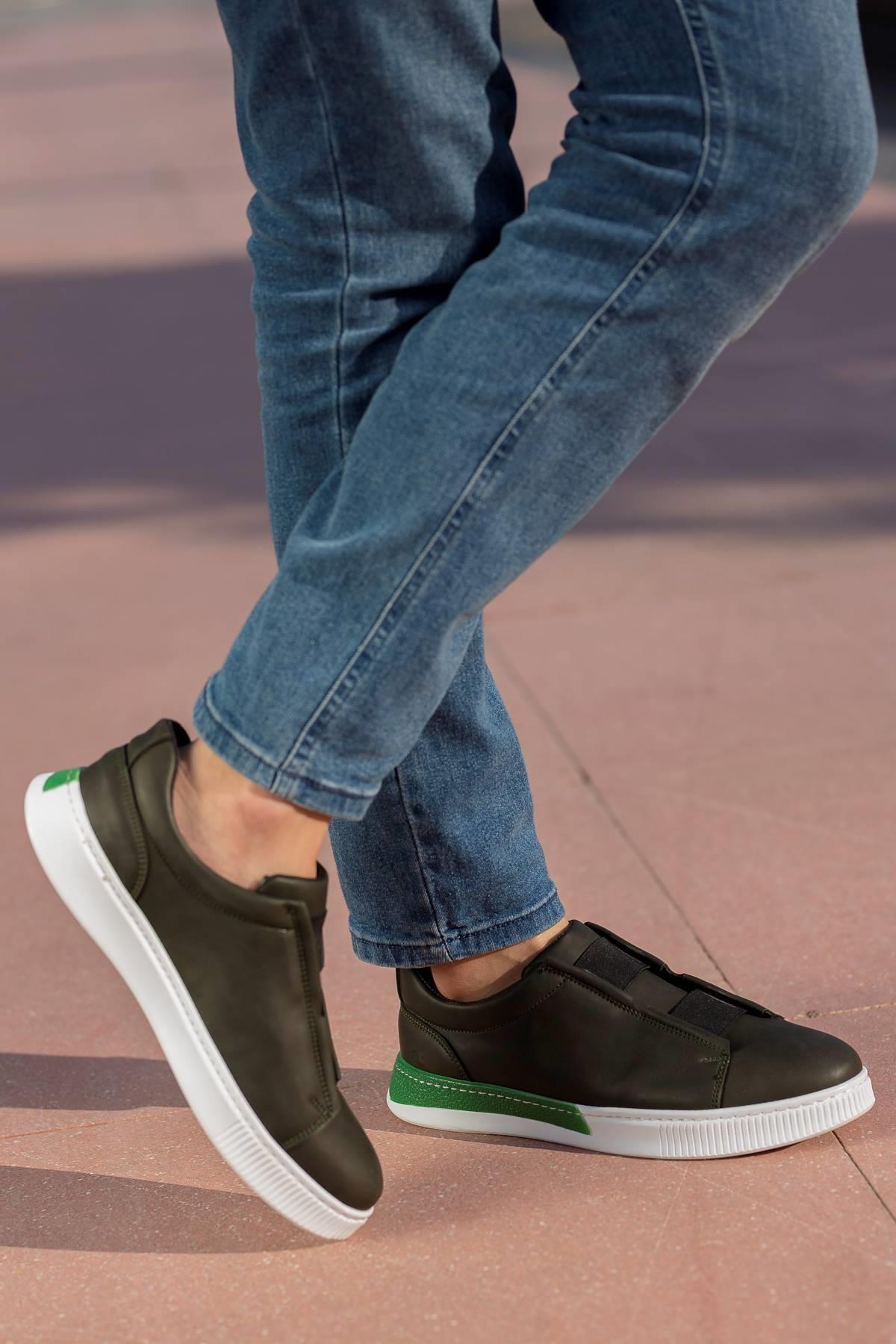 Muggo MGALERON06 Erkek Sneaker Ayakkabı 1