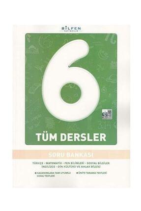 Bilfen Yayınları Bilfen 6.sınıf Tüm Dersler Soru Bankası 0
