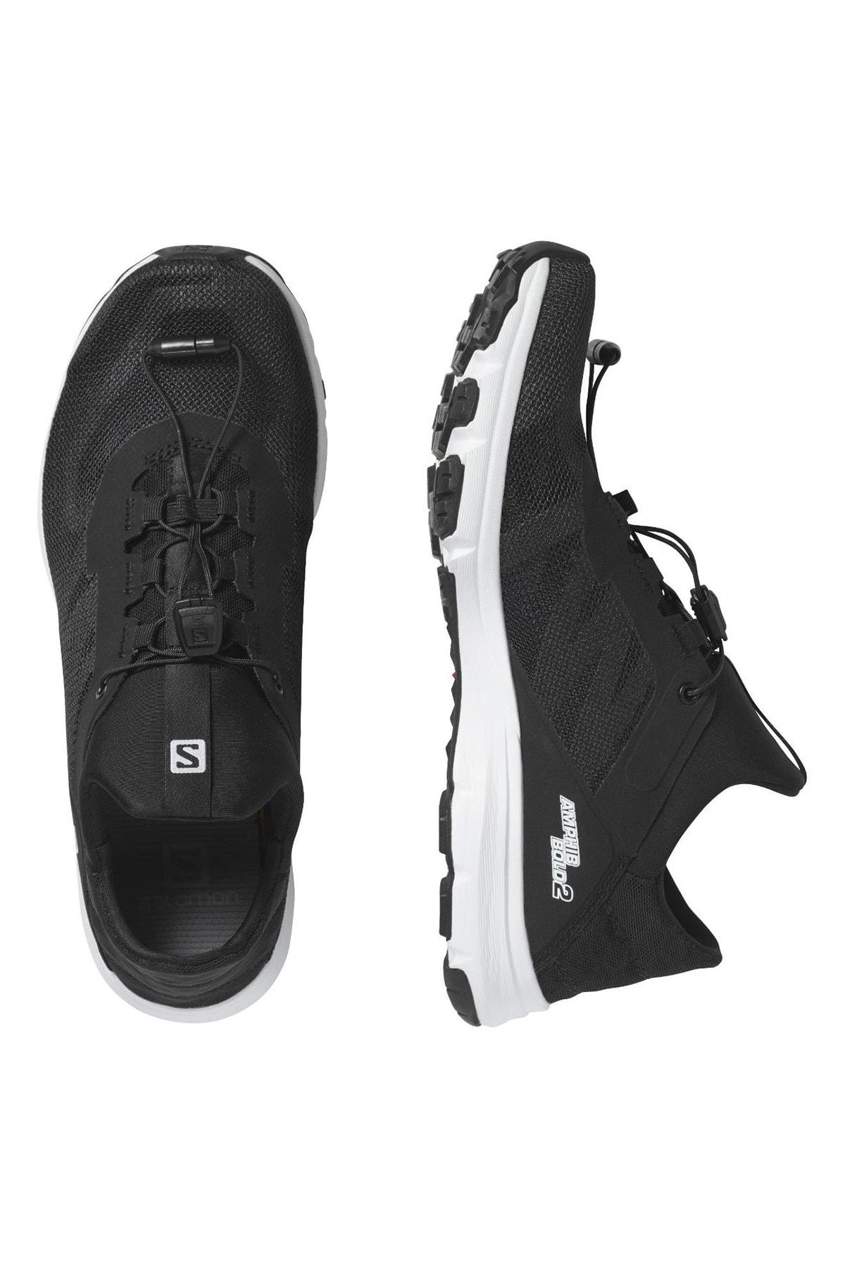Salomon Kadın Siyah Outdoor Ayakkabı L41304200 2