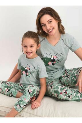 تصویر از 1210 Kız Çocuk Pijama Takımı