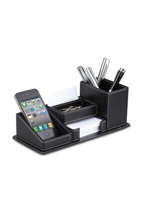 Fırsat Ürünleri Deri Kalem Kutusu, Telefonluklu 0