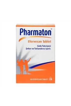Pharmaton 20 Efervesan Tablet 0
