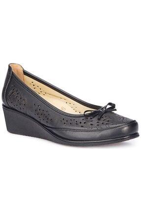 Polaris 5 Nokta Tam Ortopedik 71.109618 Siyah Günlük Kadın Ayakkabı 0
