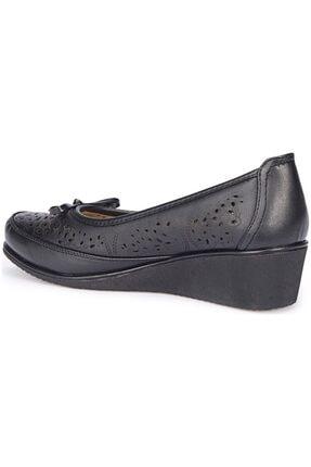 Polaris 5 Nokta Tam Ortopedik 71.109618 Siyah Günlük Kadın Ayakkabı 2