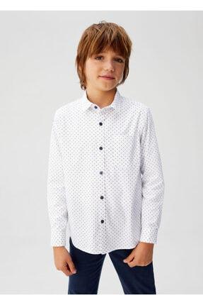 Mango Pamuklu gömlek 1