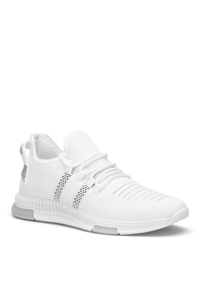 Picture of Beyaz Gri Unisex Sneaker