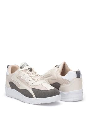 Dark Seer Bej Füme Erkek Sneaker 1