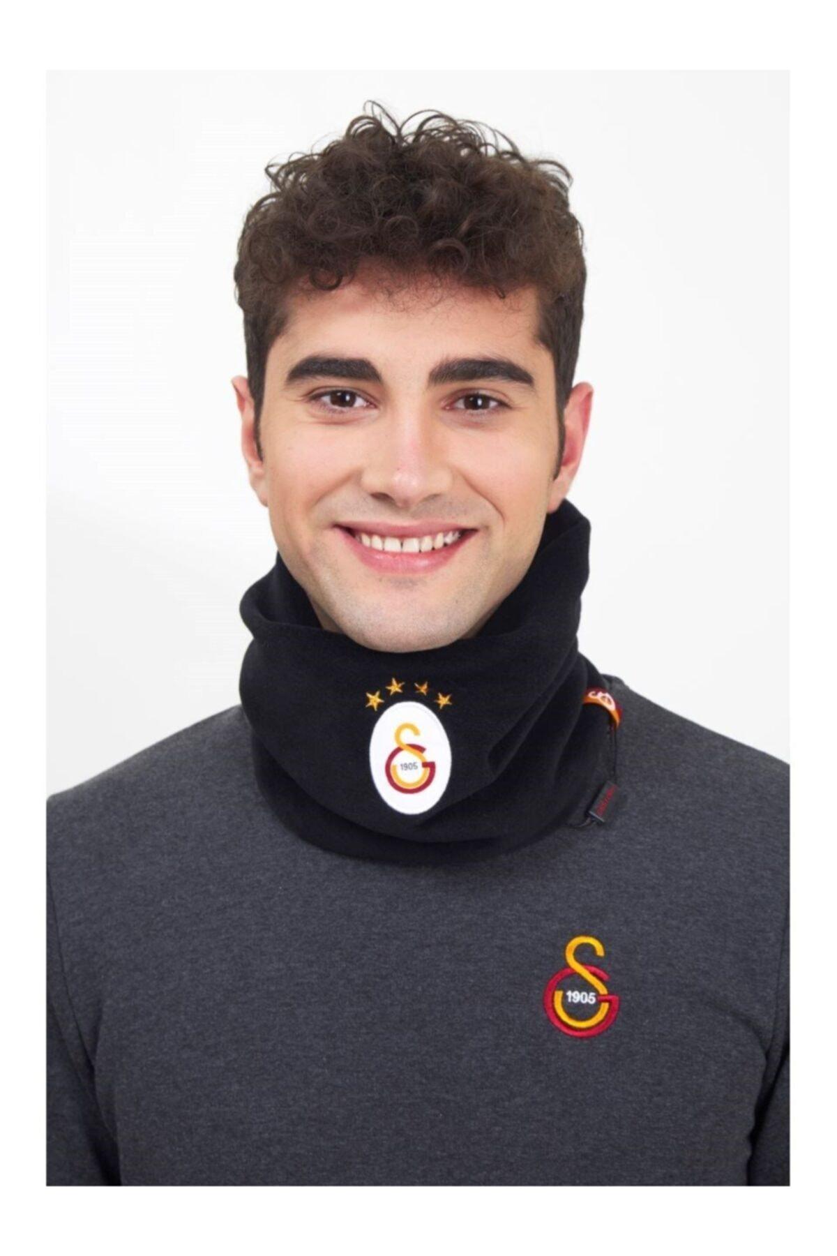 Galatasaray Galatasaray Orjinal Lisanslı Polar Boyunluk Bere