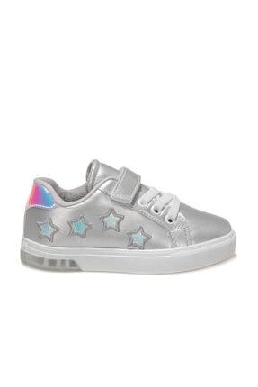 Polaris 615141.P1FX Gümüş Kız Çocuk Sneaker 101010865 1