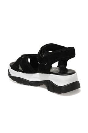 Butigo 20s-6001fx Siyah Kadın Spor Sandalet 2