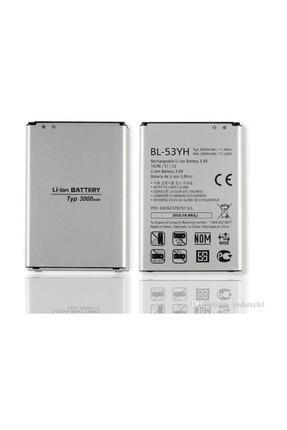 AKMES Lg G3 Batarya Pil 3000 Mah Bl-53yh 0