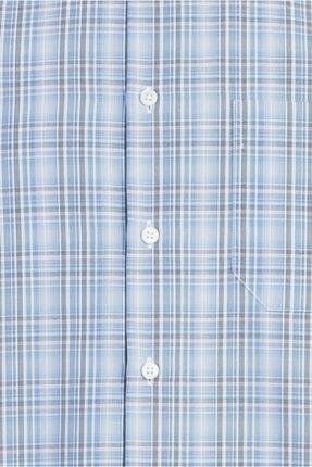 Kiğılı Kısa Kol Regular Fit Ekose Gömlek 2