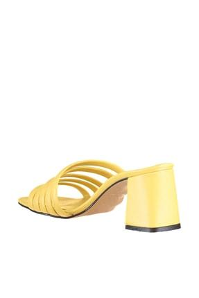 Soho Exclusive Sarı Kadın Terlik 15815 4