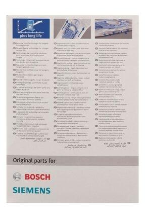 Bosch Elektrikli Süpürgeler Için Toz Torbası P Tipi 3