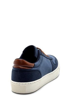 Luda Cris Erkek Lacivert Günlük Sneaker Ayakkabı 4