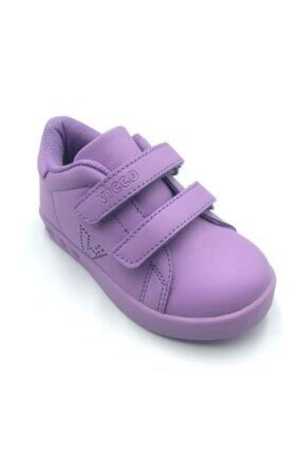 Kız Bebek Lila Spor Ayakkabı