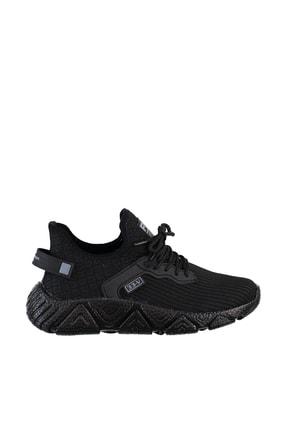 Soho Exclusive Siyah-Siyah Kadın Sneaker 15772 3