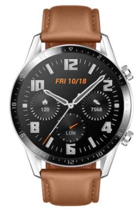 Watch GT2 46mm Classic Akıllı Saat - Kahverengi Huawei