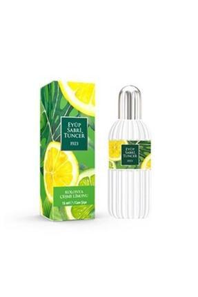 Eyüp Sabri Tuncer Çeşme Limonu Cam Şişe Kolonya 16ml 0