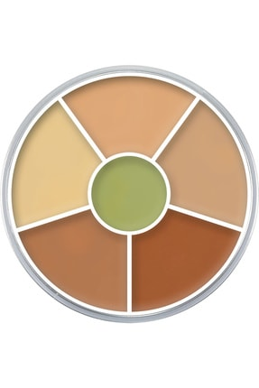 Kryolan Kapatıcı Çarkı Concealer Circle 09086 Nr.5 0