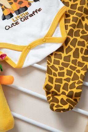 bebboo Sarı Bebek Takım 0413 4